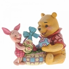 Pooh and Piglet Spring Surprise