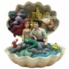 The Little Mermaid Shell Scene